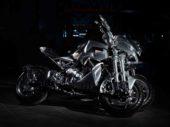 Yamaha Niken wint Craziest Bike Award