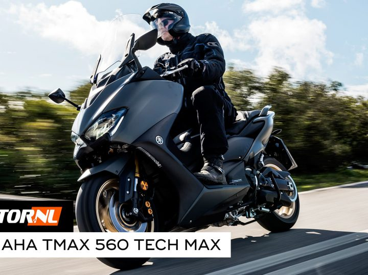 Yamaha TMAX 560 Tech Max – test
