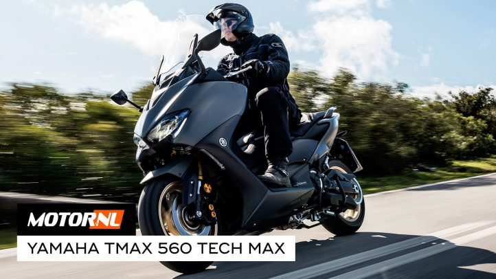 Yamaha TMAX 560 Tech Max – test