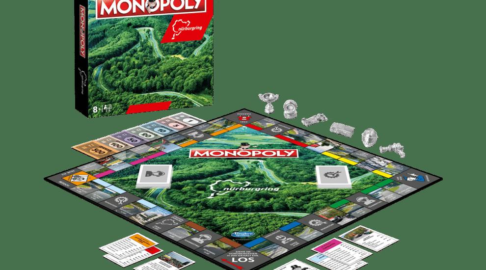 Monopoly in de Nürburgring-editie