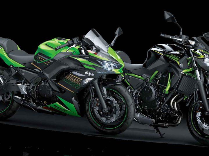 Kawasaki Ninja 650 & Z650: zeer scherpe prijzen