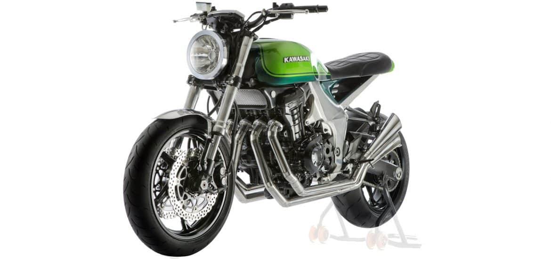 Kawasaki Z1000 40th Anniversary