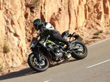 Kawasaki Z900 2020 Persintroductie: Eerste testdag