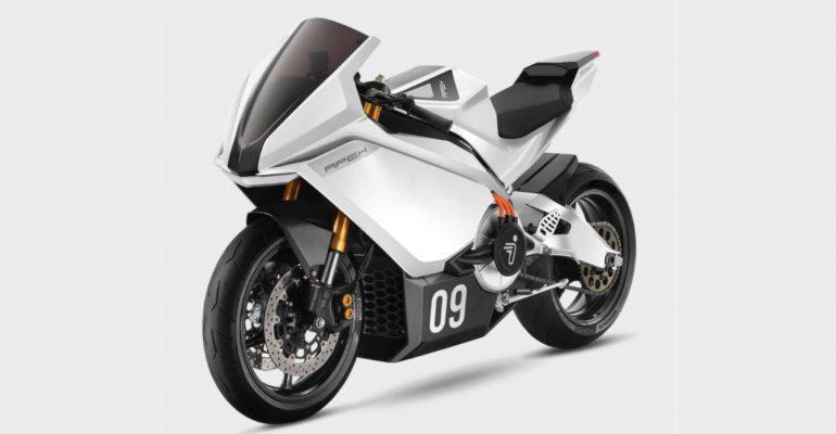 Segway werkt aan een elektrische motorfiets