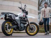 Mash X-Ride Classic 650 gepresenteerd in Brussel