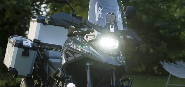 Suzuki V-STROM 1050XT First Edition