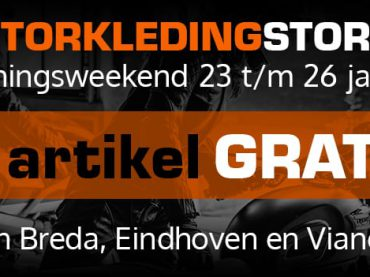 Feestelijke opening MotorkledingStore.nl Vianen