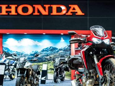 Honda terug op MOTORbeurs Utrecht