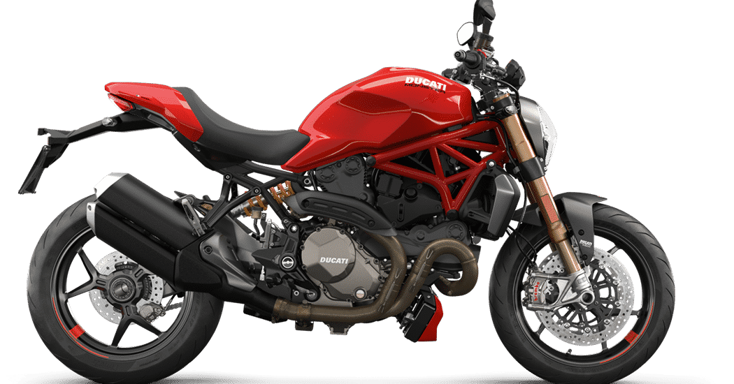 2020 Ducati Monster 1200S