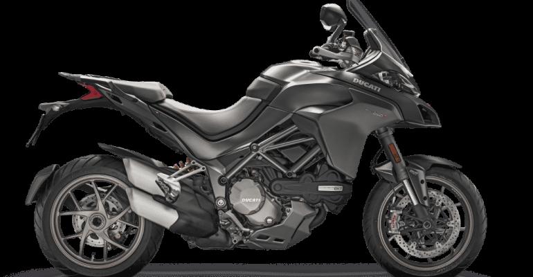 Ducati Multistrada 1260S