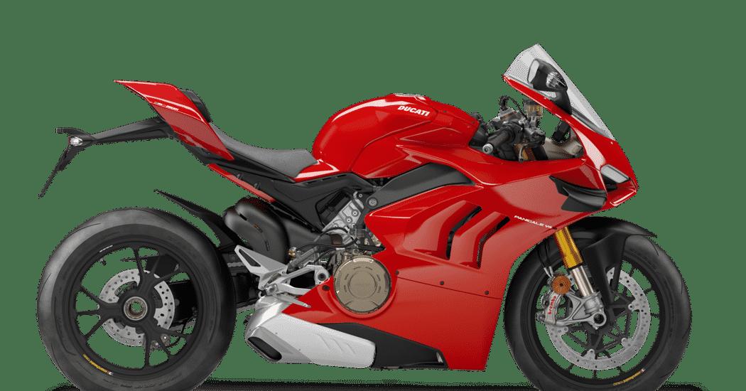 2020 Ducati Panigale V4S