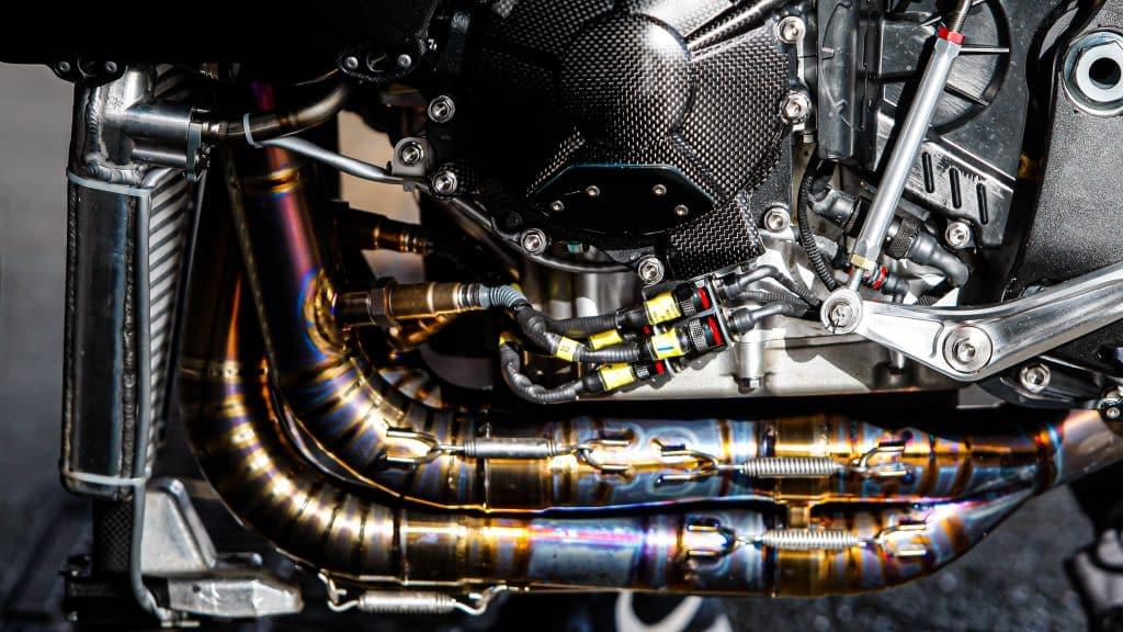 HRC Honda CBR1000RR-R Fireblade Akrapovic