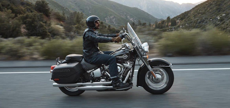 2020 Harley-Davidson Heritage Classic 107