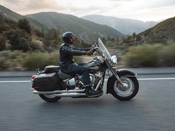Vooruitblik: 2020 Harley-Davidson Heritage Classic en modellijn