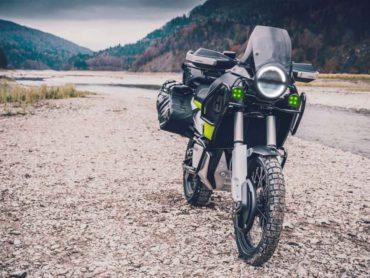 Husqvarna Norden 901 eerste uit serie Adventurers uit Zweden