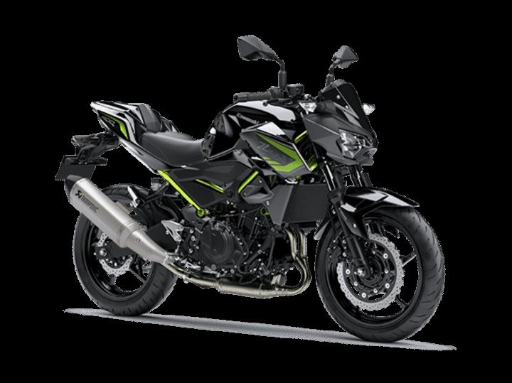 Kawasaki Z400 Performance
