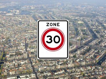 Onderzoek: 'Heel Amsterdam 30 km-zone'