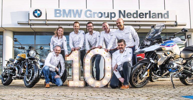 Tien stellingen voor Tom Crooijmans – BMW tien jaar marktleider