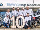 BMW viert tien jaar als marktleider