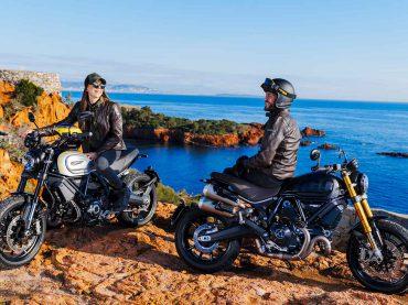 Video: Scrambler Ducati 1100 Pro & Sport Pro