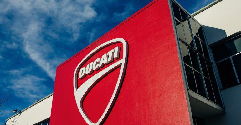 Ook Ducati kent goed 2019