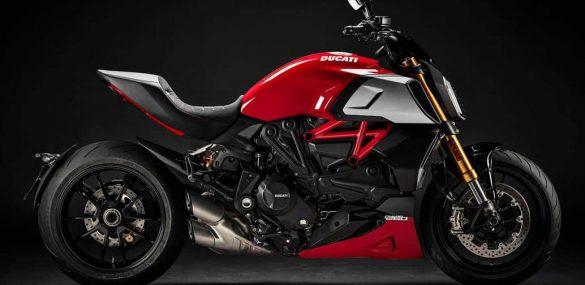 Ducati Diavel 1260 S wint Good Design Award