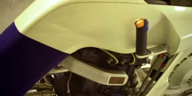 Suzuki Falcorustyco joysticks