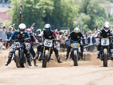 Indian Motorcycle komt met 2020 European Flat Track Series