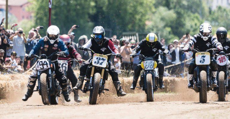 Indian Motorcycle komt met 2020 European Flat Track Series