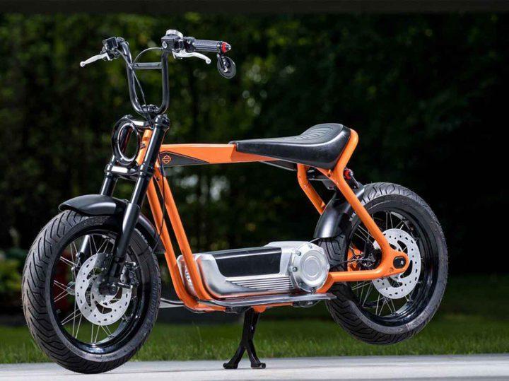 Is Harley-Davidson straks als scooter bij de dealer?