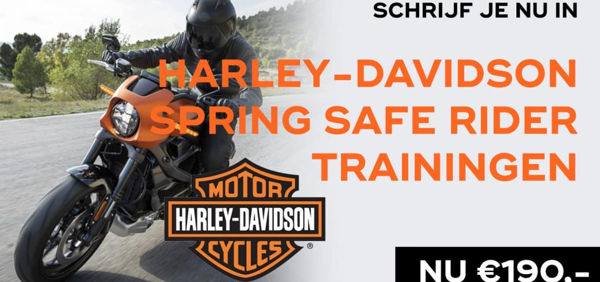 Harley-Davidson training