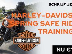 Harley-Davidson Spring Safe Rider Trainingen (On-Hold tot 1 juni – Mail deelnemers volgt)