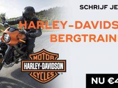 Harley-Davidson Bergtraining (On-Hold tot 1 juni Mail deelnemers volgt)