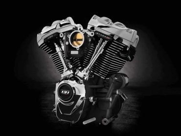 Harley-Davidson biedt Screamin' Eagle 131 in krat