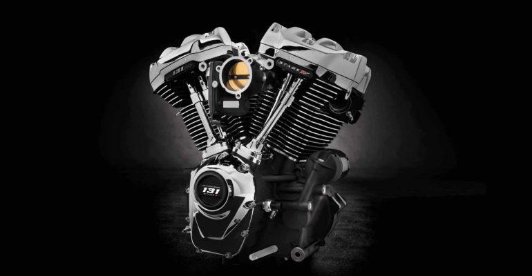 Harley-Davidson biedt Screamin' Eagle 131 in krat