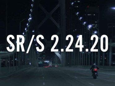 24 februari: introductie Zero SR/S, een gestroomlijnde sportmotor