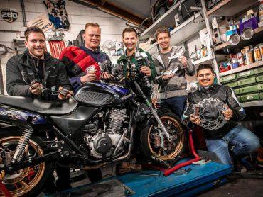 Honda CB500 Life: Waar de MotoGP ophoudt, gaan wij verder!