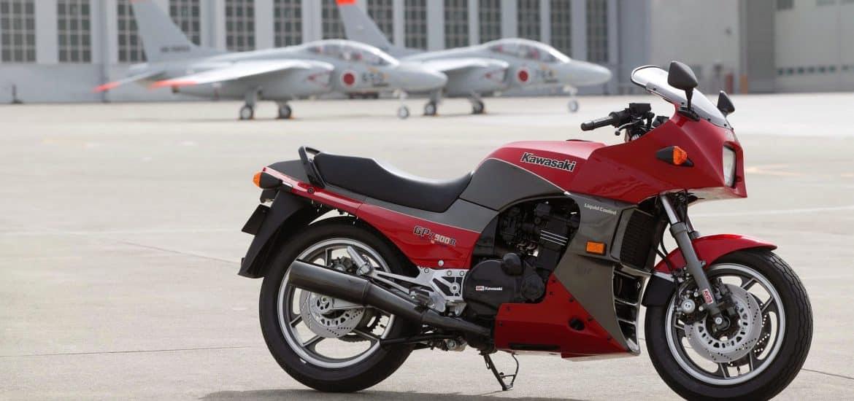 Kawasaki GPZ900R Vergeet Mij Nietje