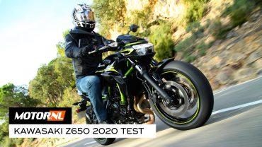Kawasaki Z650 2020 – test