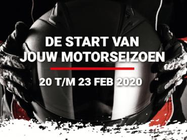 Kom met je motor naar MOTORbeurs Utrecht