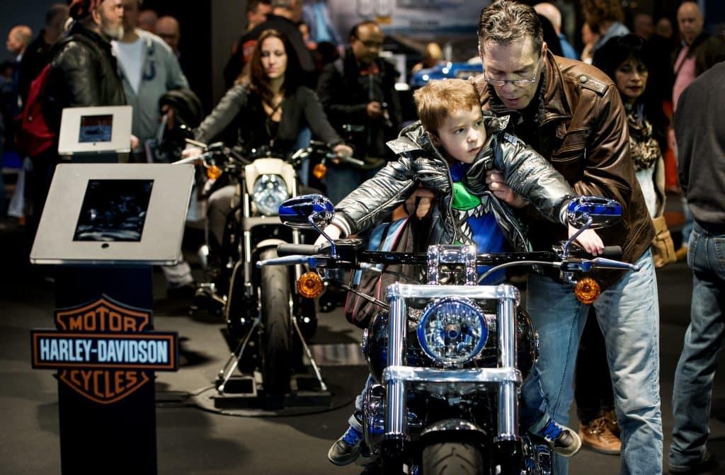 MOTORbeurs Harley-Davidson