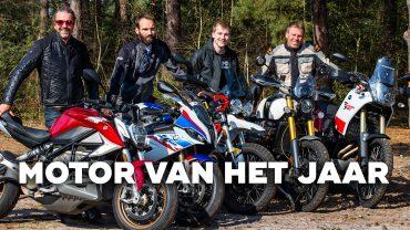 Motorfiets van het jaar 2019