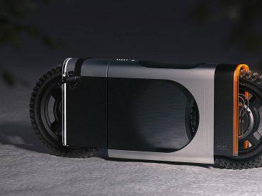 Kijk dat dan! Polestar SLR Concept