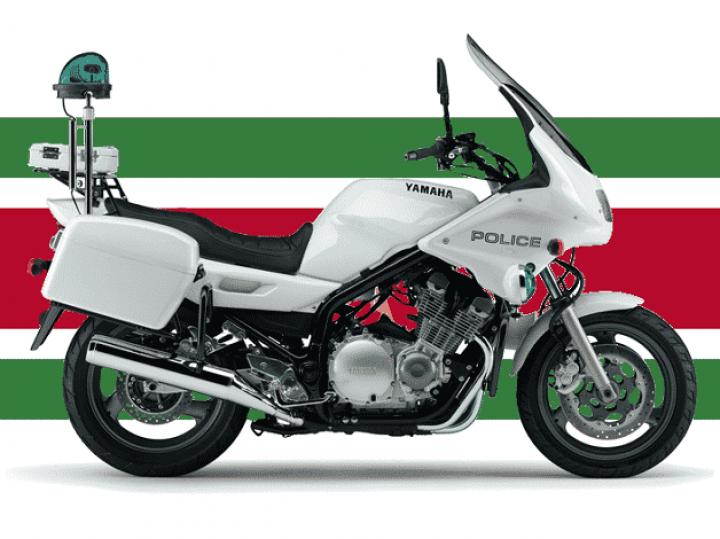 Politie Suriname krijgt 'nieuwe' Yamaha's
