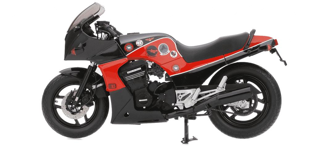 Kawasaki GPZ900R Top Gun