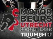 Triumph keert terug op MOTORbeurs Utrecht