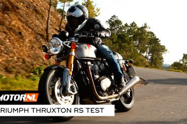 Triumph Thruxton RS 2020 – test
