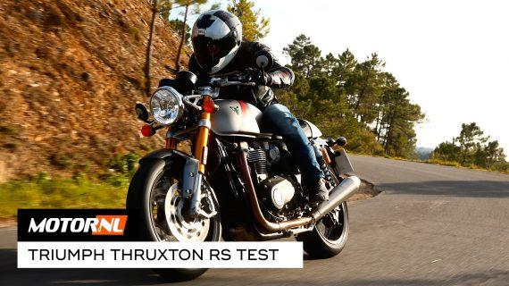 Triumph Thruxton RS 2020 – test
