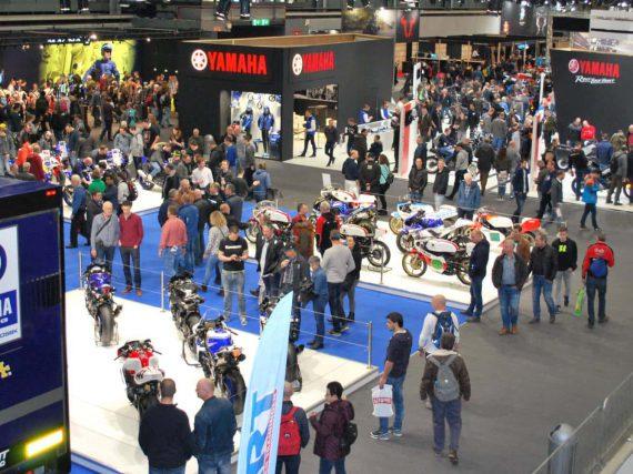 Yamaha veelzijdig aanwezig  op MOTORbeurs Utrecht