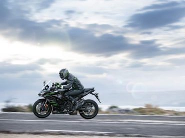 Vooruitblik: 2020 Kawasaki Ninja 1000SX